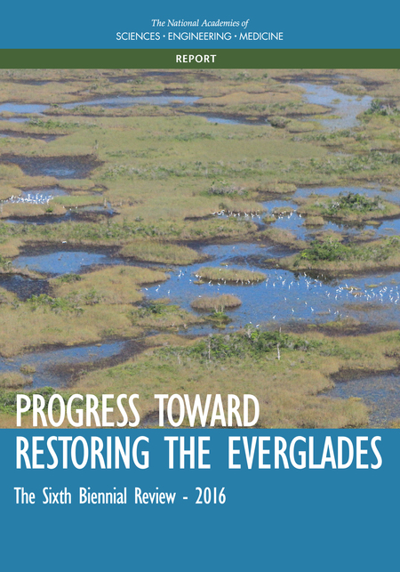 National Academies of Sciences Issues Report on Everglades Restoration