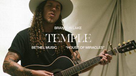Temple Lyrics Brandon Lake