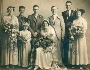 Wedding c1939