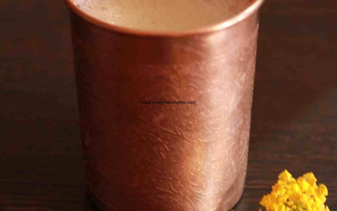 Badam Milk | how to make instant badam milk