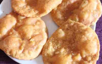 Aloo Puri | Variety of Puri