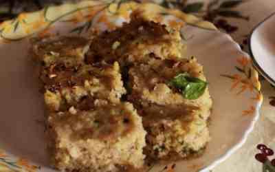 Oats Dhokla / how to make instant oats dhokla