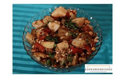 Aloo Chaat / Bengali cuisine