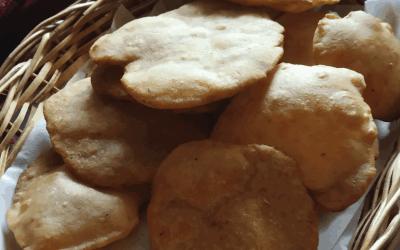 Mangalore Buns / Banana Puri | Udupi Cuisine