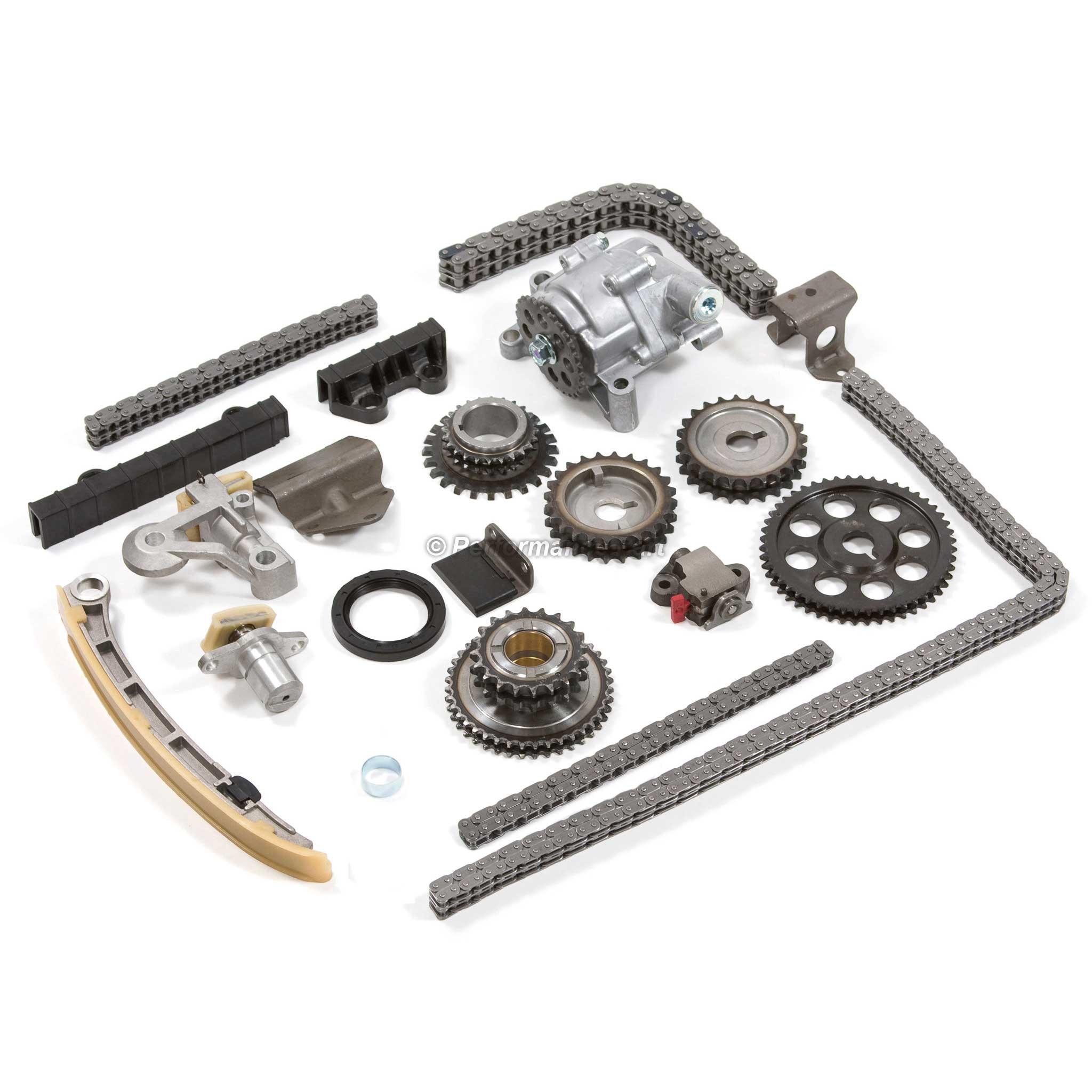 Suzuki Timing Chain Kit Oil Pump 2 5l H25a 2 7l H27a