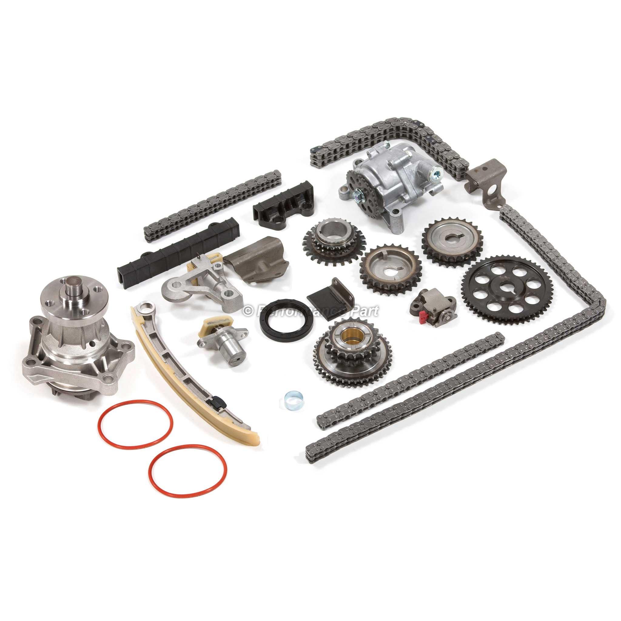 Timing Chain Kit Water Oil Pump 99 06 Suzuki Grand Vitara