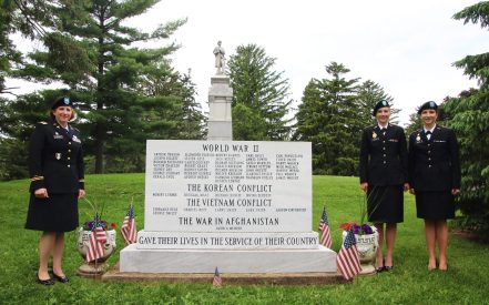 War Memorial Marker