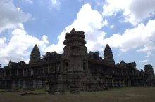 Inner temple at Angkor Wat