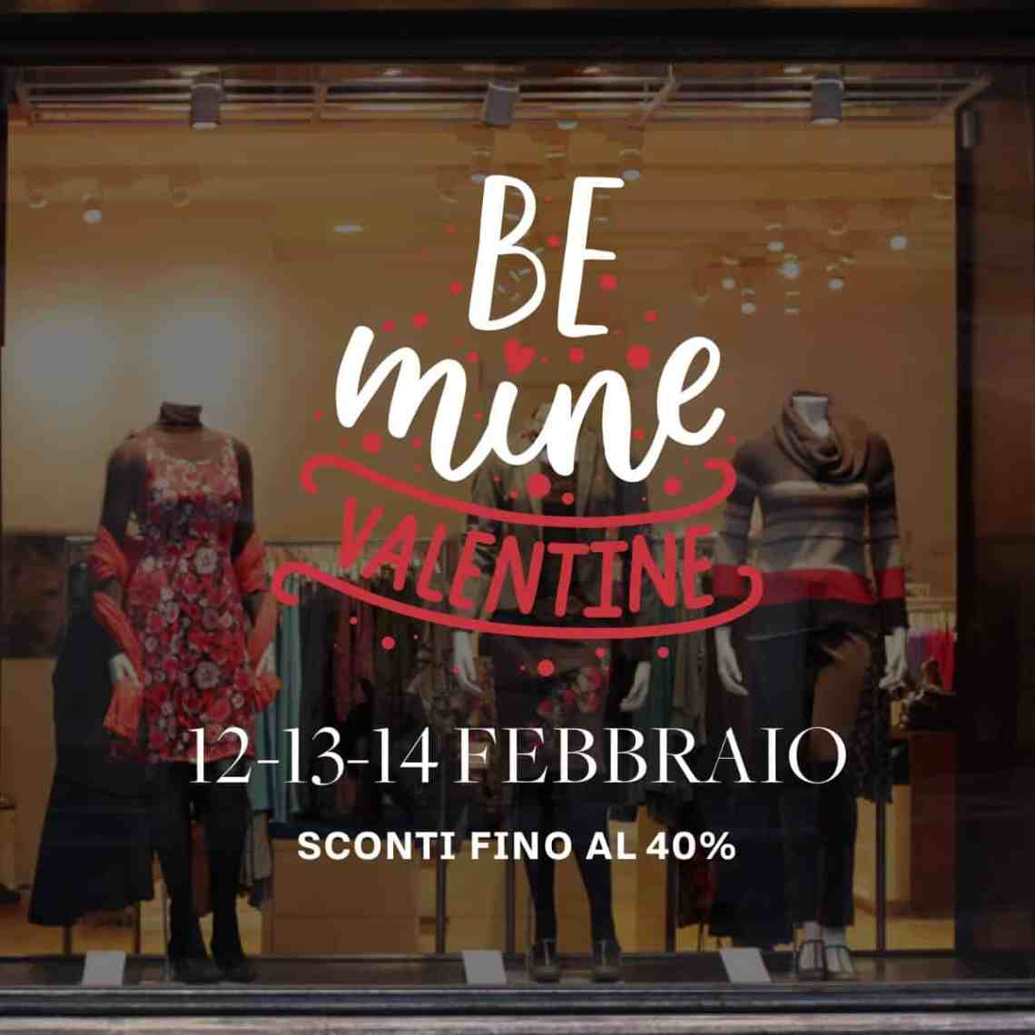 adesivo-murale-be-mine-valentine-sconti