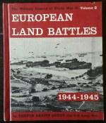 european land battles 1944-45
