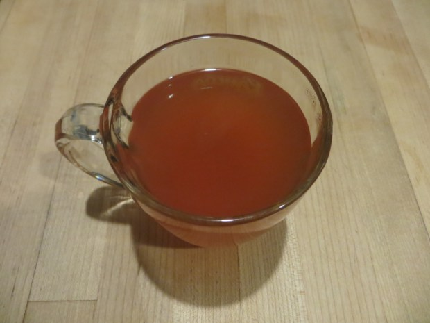 Hot Toddy using Apple 7 Cinnamon Infused Whiskey