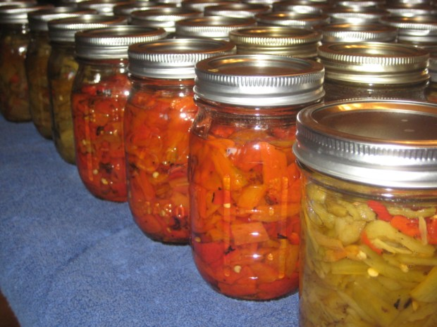 Red & Green Chile - canned