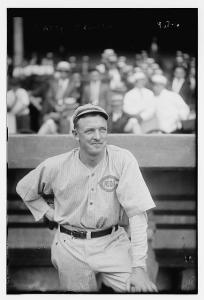 Christy Mathewson, Cincinnati Reds, July 26, 1916.