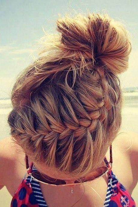 Geflochtene Frisuren Mittellange Haare