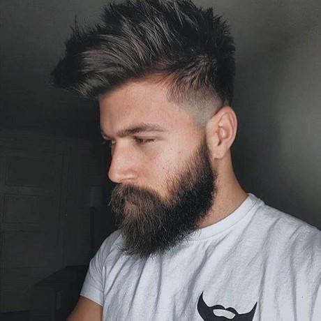 Mnnerfrisuren Bart