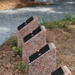 CREMATION BEVEL POSTS