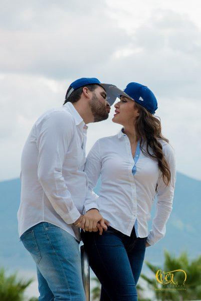 Monte Coxala fotos informales de novios