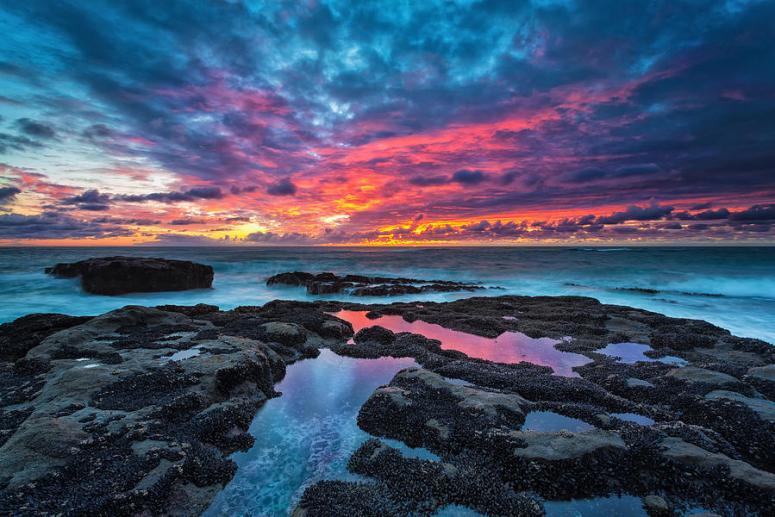 serene-sunset-robert-bynum