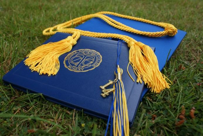 cap mortar board tassel honors chord scholarship degree