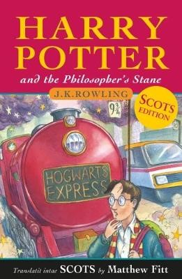 harry potter philosopher's stone cover