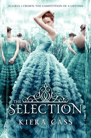 the selection kiera cass book cover