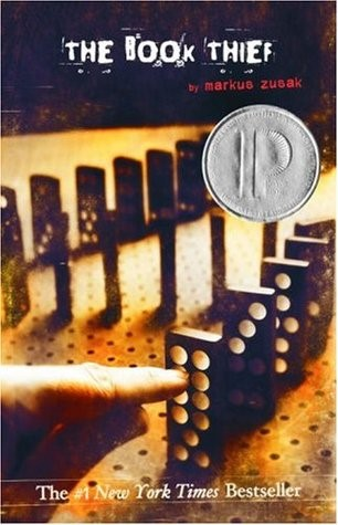 the book thief book cover Liesel Meminger