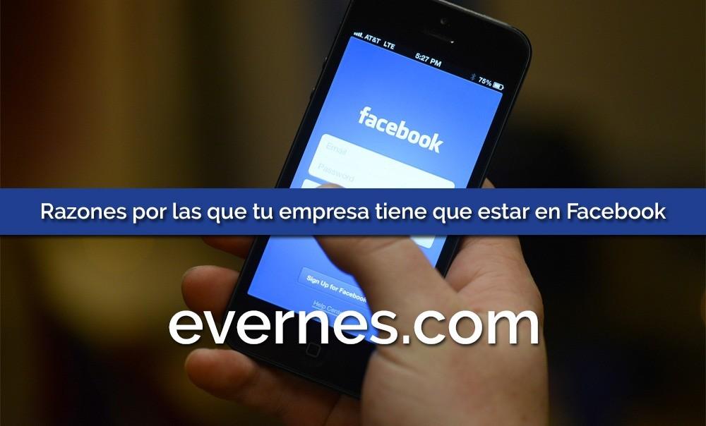 facebook-evernes-redes-sociales-internet-presencia-integración-social-meidia