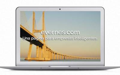 evernes.com – Una página web para empresas inteligentes.