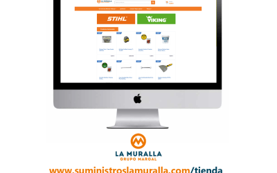 Tienda Virtual: http://www.sumistroslamuralla.com/tienda
