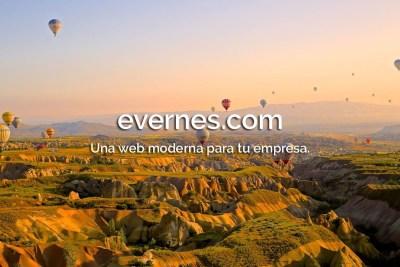 evernes-web-para-tu-empresa