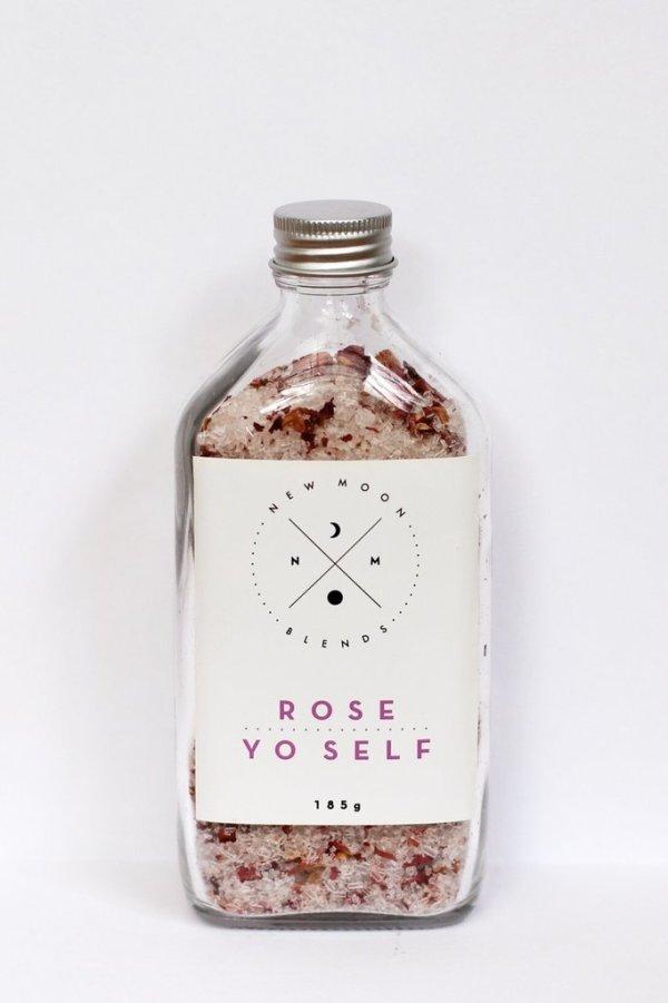 Rose Yo Self Bath Salts