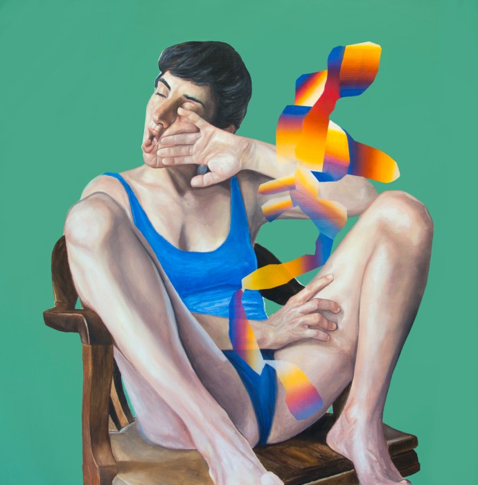 Art piece - Disruption II