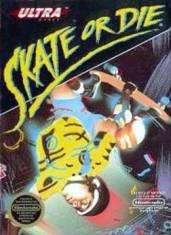 skate or die, video game, skating