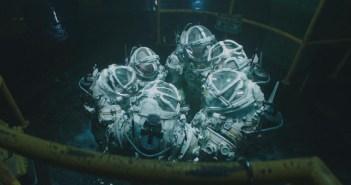 underwater movie, 2020, review, film, kristen stewart