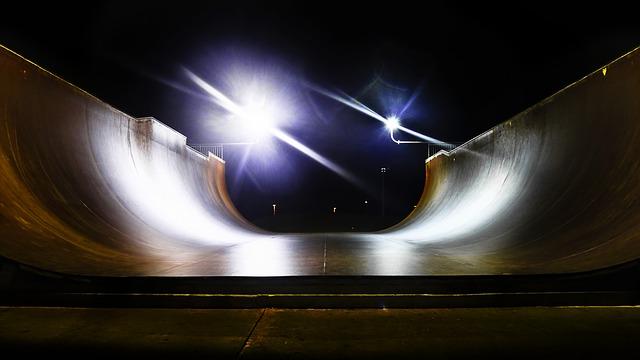 half pipe, skate, skateboard, vert, ramp