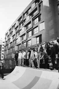 mini ramp, skateboard ramp, skate