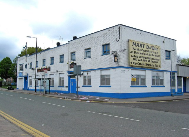 Manchester Mary D's