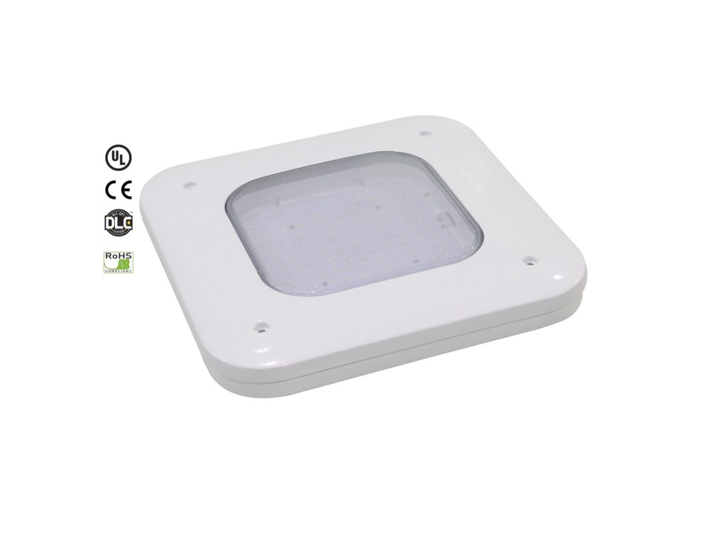 Philips Led Canopy Fixture