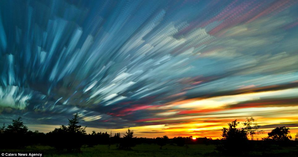 Image: A Sky of New Colours