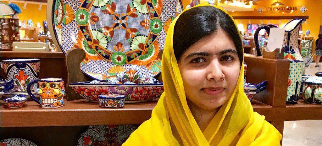 Image: Malala Yousafzai
