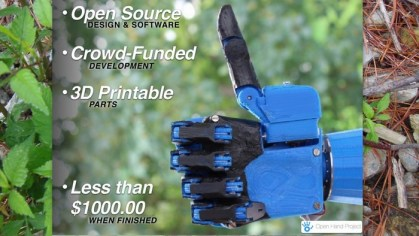 Image: open hand project