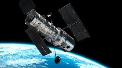 Image: Hubble space telescope