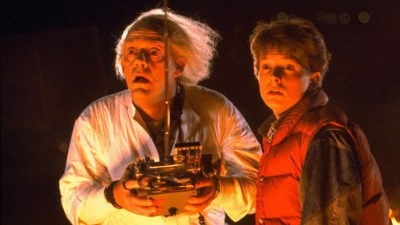 History of Everything Back to the Future Pic