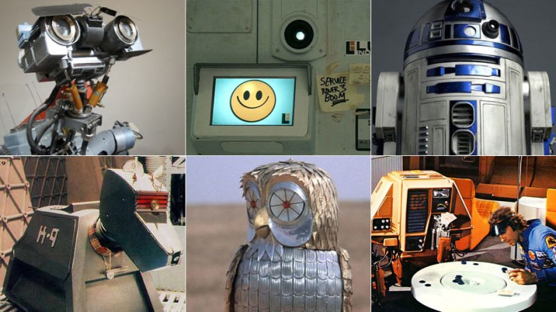 Fascination with Robots, Cute Robots