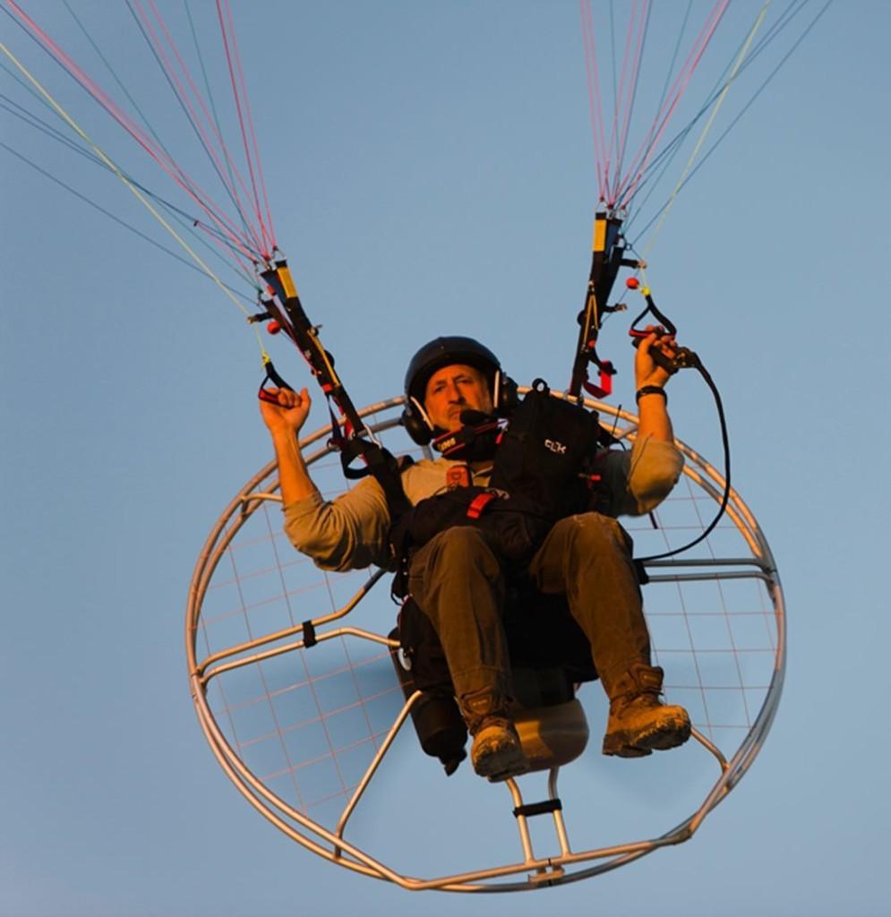 Image: Theo Allofs flying
