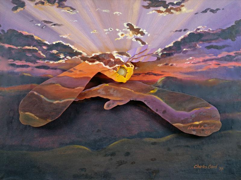 Chuck Baird Sunset