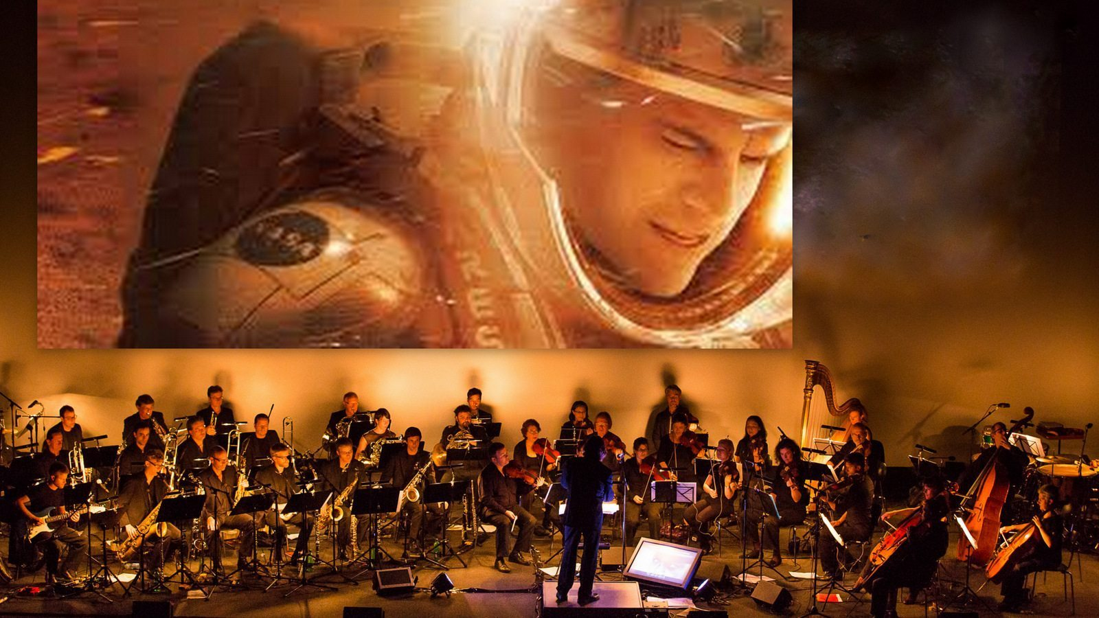 Understanding Movie Music through The Martian Music Orchestra process
