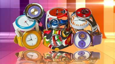 Image: Mixture of eclectic watches