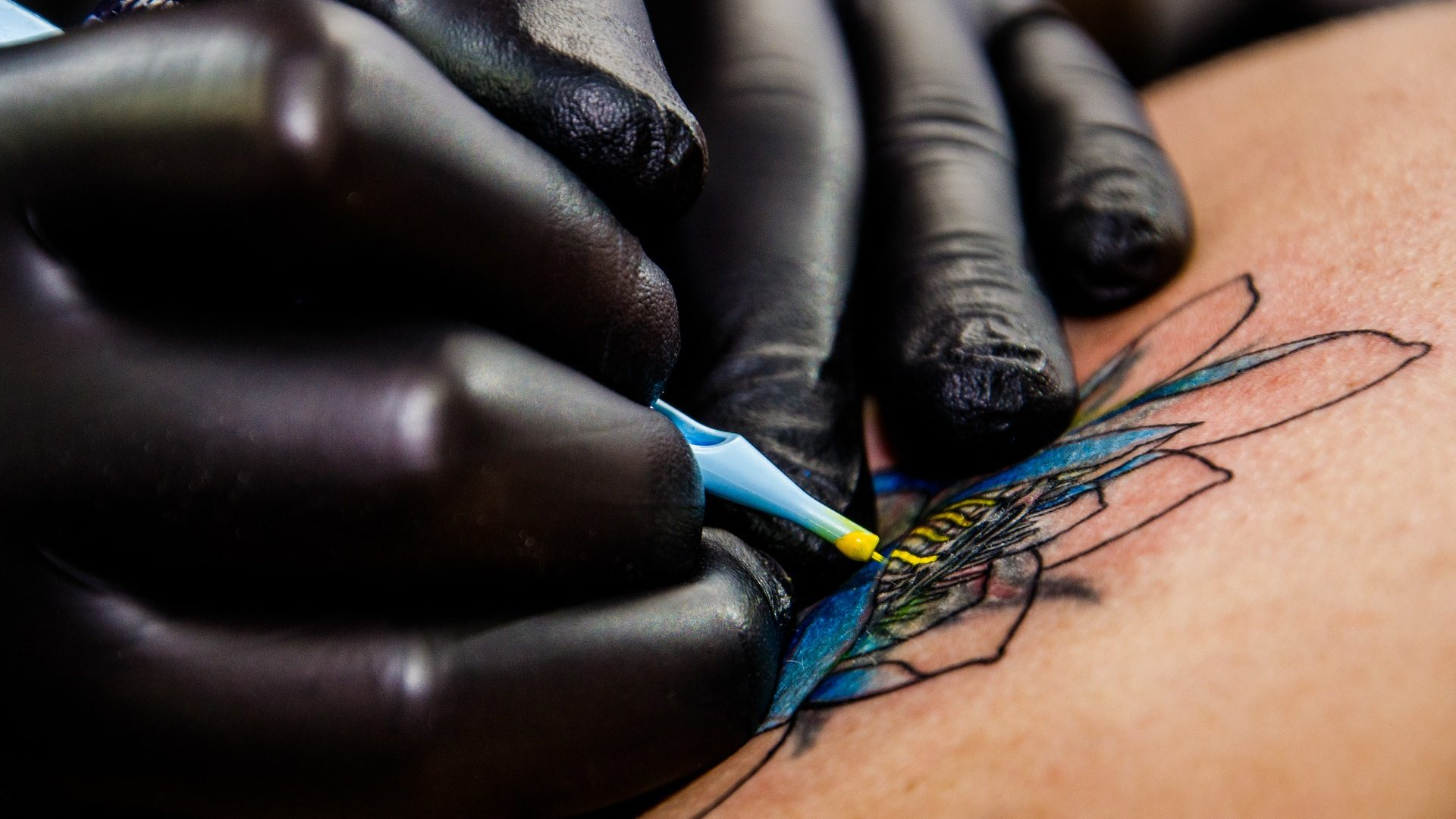 Tech Tattoos: Giving our Skin Superpowers | Ever Widening