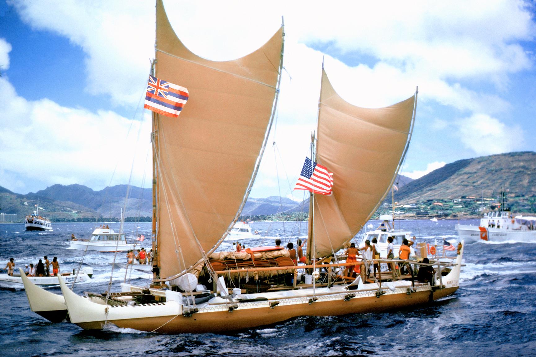 The Hōkūleʻa: Saling to Preserve Ancient Knowledge | EWC